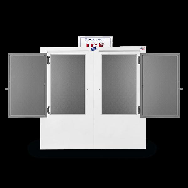 TD120 - Front - doors open